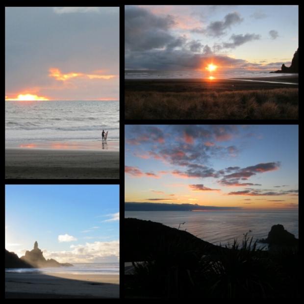 Piha_Sunsets