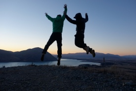 Sunrise Jump