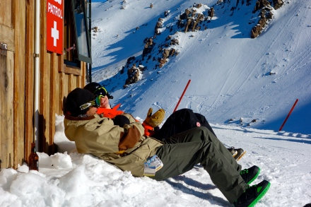 Ohau Ski Field Après.